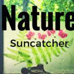 Nature Suncatcher {Summer Craft}