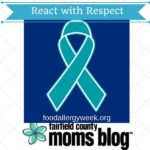 React with Respect: Food Allergy Action Month!