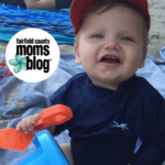 How To Survive Baby's First Beach Day