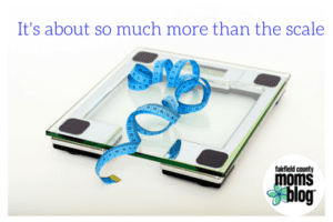 It's about so much more than the scale