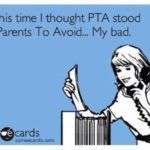 A PSA On Why I Joined The PTA