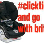 #ClickTight and Go with Britax