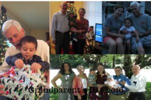 Celebrating Grandparent's Day