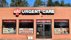 urgent care Fairfield