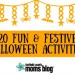 20 Fun & Festive Halloween Activities