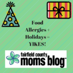 Food Allergies + Holidays = YIKES!