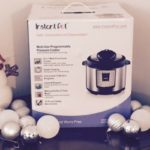 I have a new love in my life…my Instant Pot
