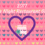 2017 Date Night Restaurant Guide