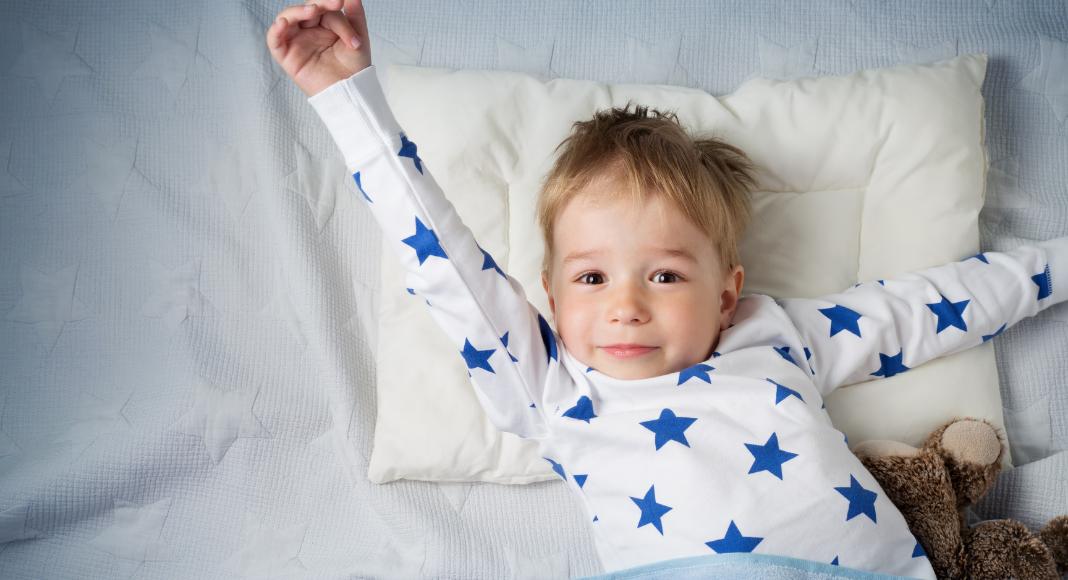 improve child sleep
