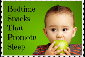 Bedtime Snacks That Promote Sleep