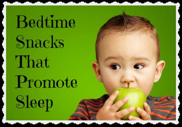 Bedtime Snacks That Promote Sleep