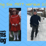 Being Six: 1987 versus 2017