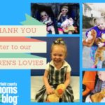 A Thank You Letter to our Children's Lovies