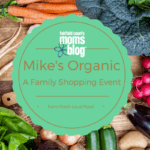 A Family Shopping Event with Mike's Organic
