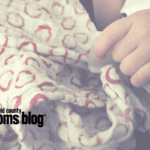 Dear Blankie {A Note to my Daughter's Treasured Blanket}