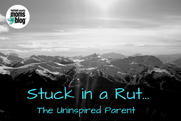 uninspired parent
