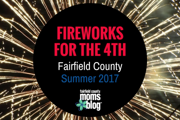 fairfield county fireworks
