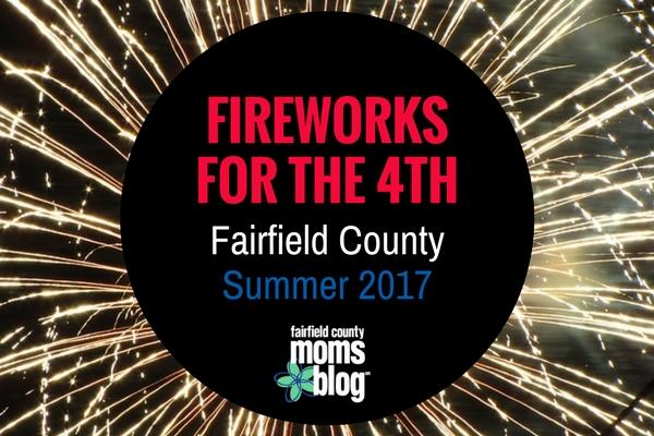 fairfield county fireworks