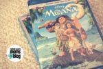 Moana DVD case.