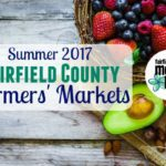 Summer 2017 Fairfield County Farmers' Markets {with free printable!}