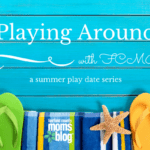 Playing Around Fairfield County 2017 {a summer play date series announcement}