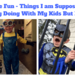 I Hate Fun – Things That I'm Supposed To Enjoy Doing With My Kids