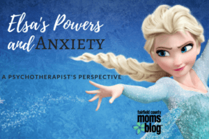 Elsa's anxiety
