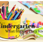 FCMB Goes Back to School :: What Your Child Needs to Know for Kindergarten