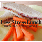 Less Stress With Packing Lunch