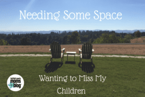 Needing Some Space