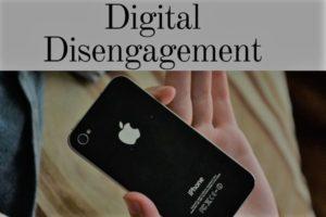 digital disengagment