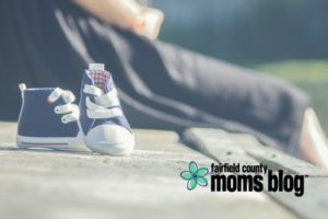 Mom and baby shoes