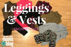 Leggings& vests