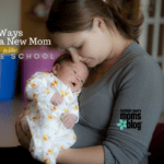 5 Ways Being a New Mom is Like Middle School