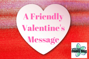 Valentine's message