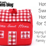 Home Sweet Home for Sale: Saying Goodbye to Our First Family Home