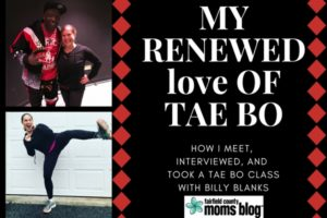MY RENEWED love OF TAEBO