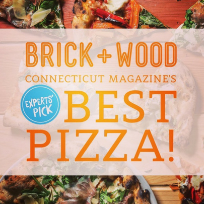Brick Wood Is A Neapolitan Pizza And Street Food Restaurant That Also Makes Homemade Mozzarella Burrata Made To Order In Front Of Your Eyes