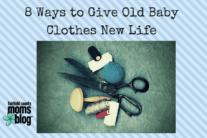 8 Ways to Give Old Baby Clothes New Life