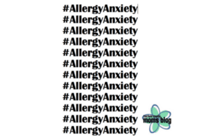 allergy anxiety