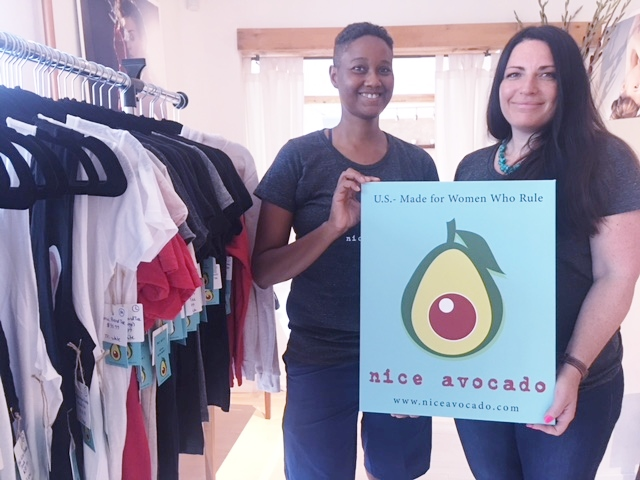Co-owners of Nice Avocado