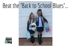 Beat the 'back to school blues'...