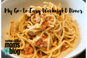 My Go-to Easy Weeknight Dinner