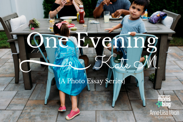 One Evening Kate M.