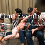 One Evening with Michelle {A Photo Essay Series}