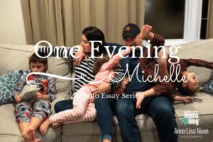 One Evening Michelle