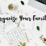Getting Organized: Family Schedules