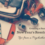 Creating a Successful New Year's Resolution: Tips from a Psychotherapist