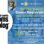 The Kindness of Strangers: Register to Be a Bone Marrow Donor