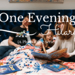 One Evening with Hilary {A Photo Essay Series}
